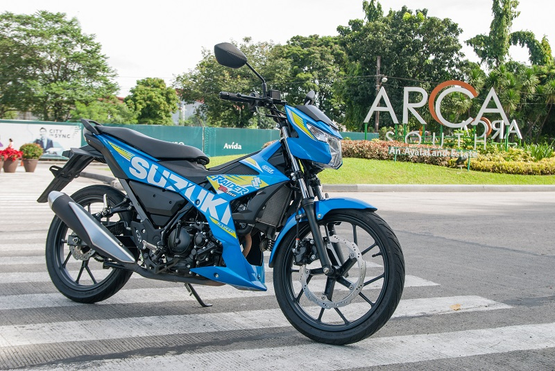 Suzuki Ph S 2018 Raider R150 Summit Holds Donation Drive To