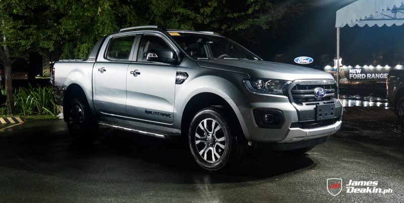 Ford Philippines Has Refreshed The Ranger For 2019 James Deakin