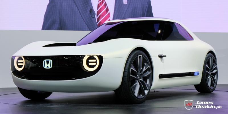 The Honda EV Sports Concept: The Sporty Concept Car Mixes Good Olu0027 Honda  Styling Traits With A Hint Of Future Tech. It Promises To Give Motorists  The Joy Of ...