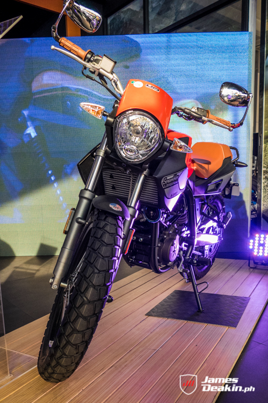 Um Motorcycles Ph Opens Flagship Showroom In Greenhills