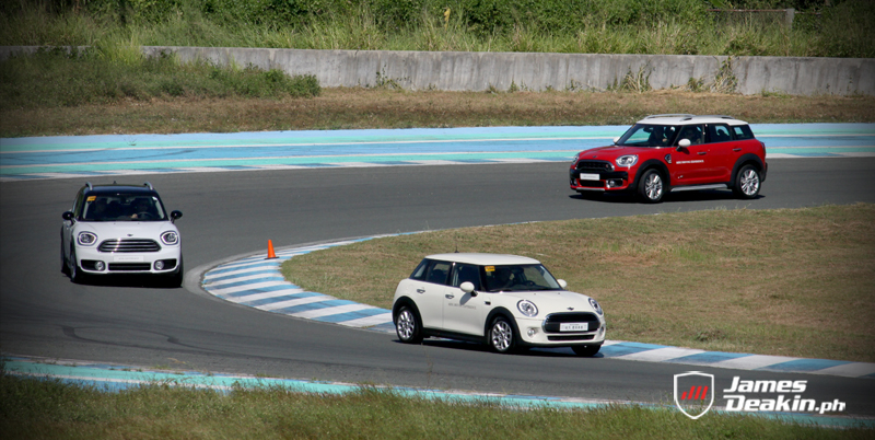 MINI PH holds 2018 Driving Experience at Clark to show off
