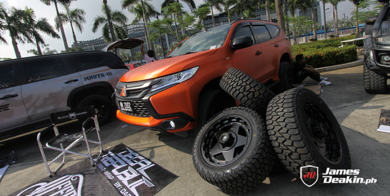 Different Mitsubishi car clubs, car enthusiasts attend biggest ever