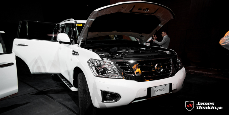 Nissan Philippines Welcomes 2018 with Upgraded Patrol Royale