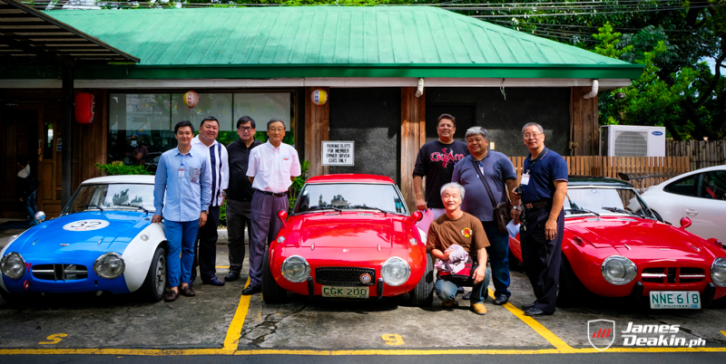 Coinciding With The 50th Anniversary Of The Manila Sports Car Club, The  Small Gathering Had A Few Examples Of The Little Toyota That Were  Immaculately Kept ...