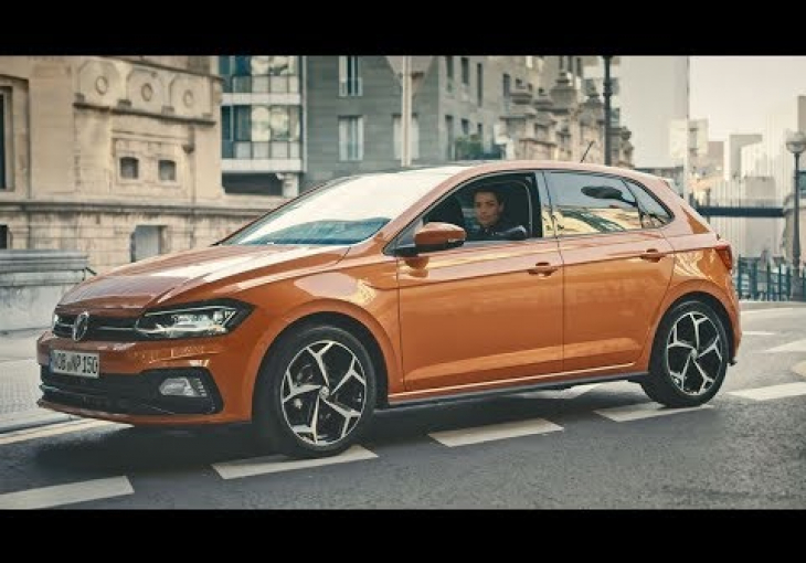 Embedded thumbnail for Volkswagen Reveals a More Cutting-Edge New-Generation Polo