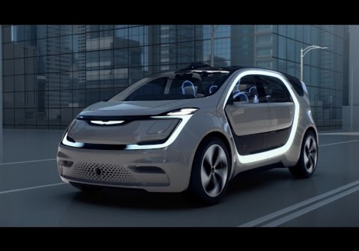 Embedded thumbnail for The Chrysler Portal Concept is the Minivan For Millenials