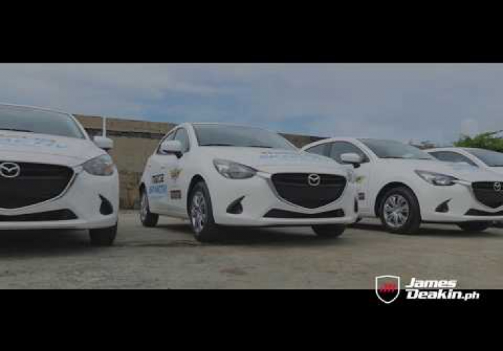 Embedded thumbnail for Mazda Philippines Renews Its Commitment to Philippine Motorsports Via AAP's MSDP