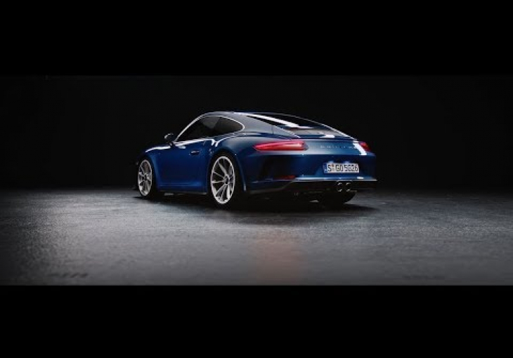 Embedded thumbnail for The 500hp Porsche 911 GT3 Touring is a More Refined Version of Its Track-Focused Sibling