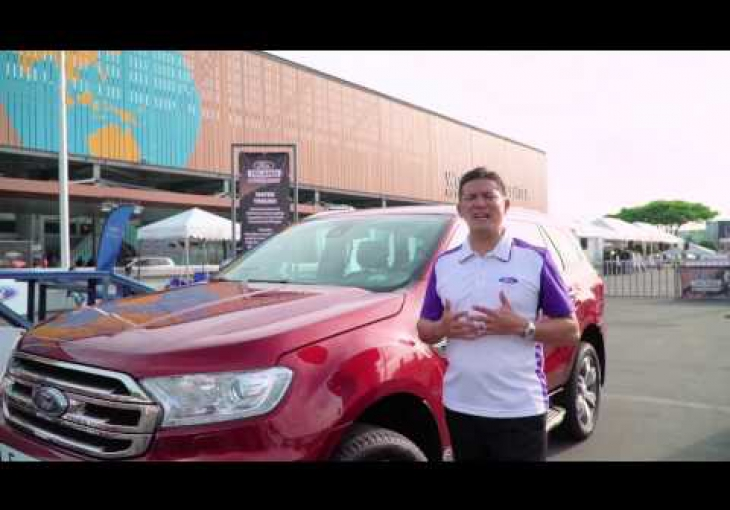 Embedded thumbnail for Ford Set to Conquer the Islands at MIAS 2017