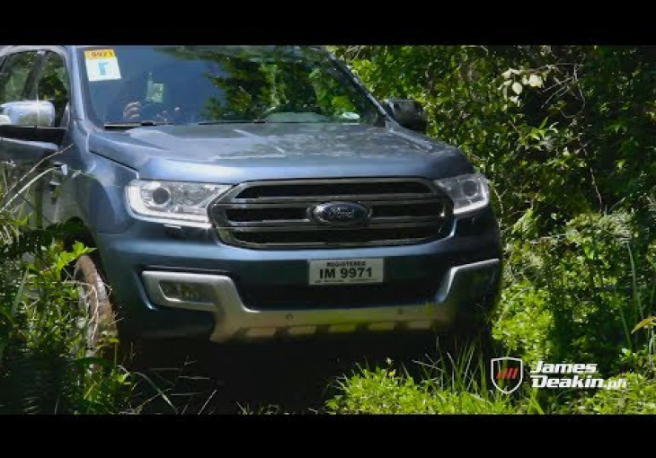 Embedded thumbnail for Want to Know How Capable the Ford Everest Is? Check This Out.