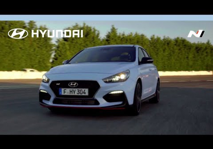 Embedded thumbnail for Hyundai Enters High-Performance Motoring Arena With New i30 N Hot Hatch