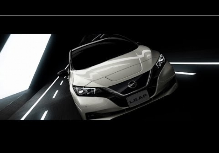Embedded thumbnail for The Second-Generation Nissan Leaf Flaunts Bolder Lines With Green and Intelligent Tech