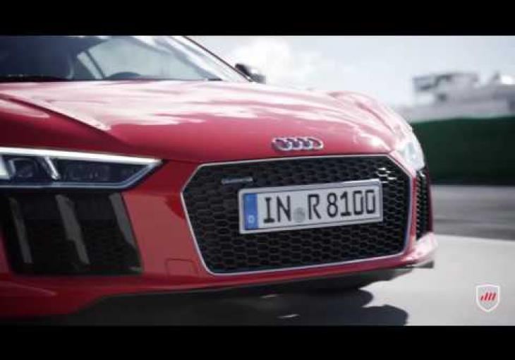 Embedded thumbnail for The Audi R8 V10 Plus Arrives on Philippine Soil