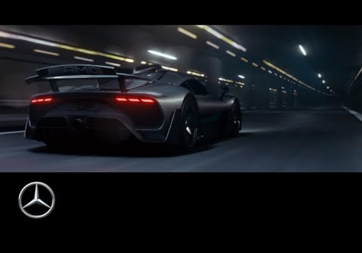 Embedded thumbnail for The Mercedes-AMG Project One Brings F1 Tech to the Streets