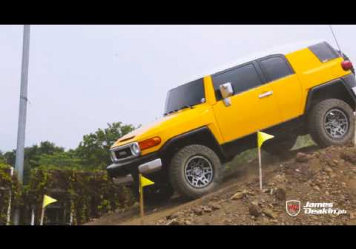 Embedded thumbnail for Philippine FJ Cruisers Club, Inc. successfully holds Pilipinas FJ Summit 2017: First Encounter