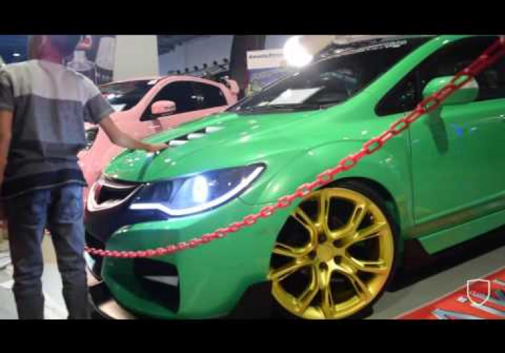 Embedded thumbnail for UPDATED: Photos Galore: The 2016 Manila Auto Salon and Sport Truck Show (with video)