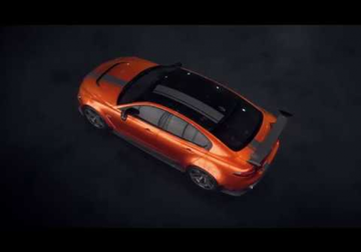 Embedded thumbnail for Jaguar Offers Exteme and Agile Four-Door Sedan Performance With the XE SV Project 8