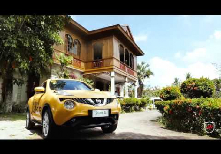 Embedded thumbnail for The Nissan Juke Joins the Electric Masskara Festival