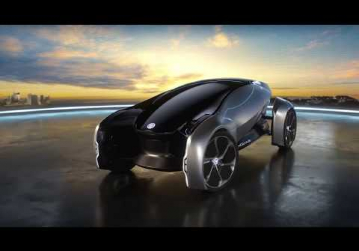 Embedded thumbnail for Mobility in the Year 2040 Takes Shape in the Jaguar Future-Type