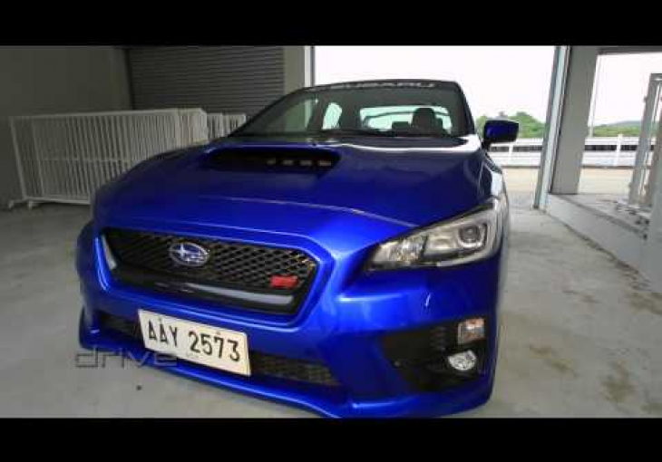 Embedded thumbnail for Japanese Sport Sedan Battle: The Subaru WRX STI