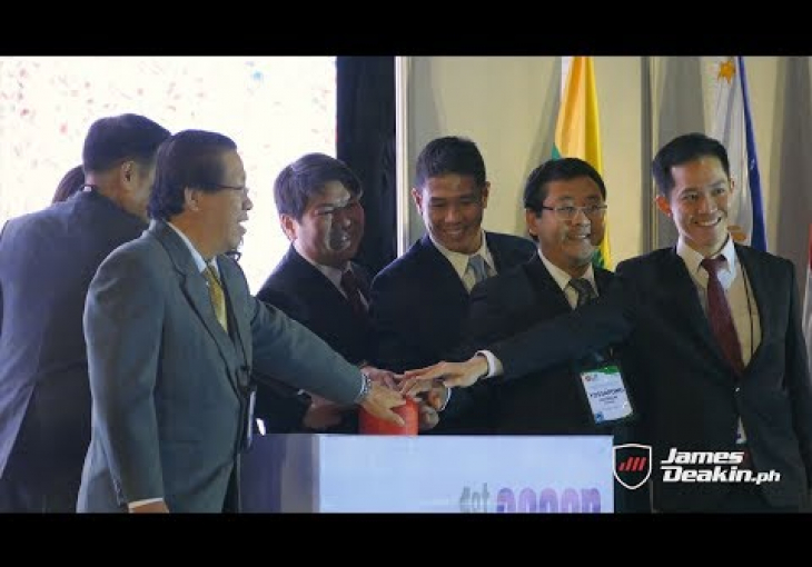 Embedded thumbnail for EVAP holds first-ever ASEAN Electric and Hybrid Vehicle Summit