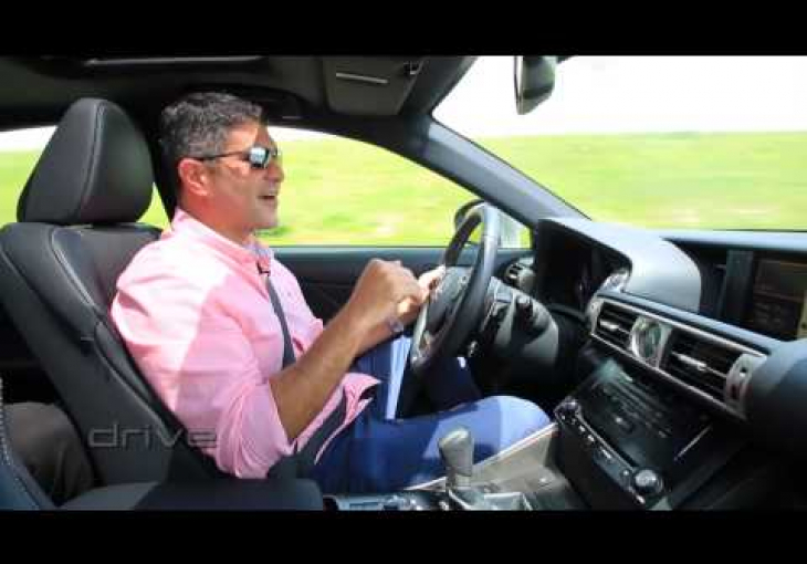 Embedded thumbnail for Japanese Sports Sedan Battle: Lexus IS350 F Sport