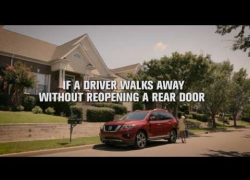 Embedded thumbnail for Nissan Reminds You to Check Your Rear Seat