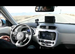 Embedded thumbnail for Tested: The autonomous car from Kia