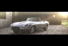 Embedded thumbnail for Jaguar E-Type Zero: A Classic Car With a Conscience