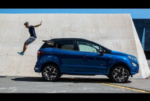 Embedded thumbnail for Ford Puts More Sport in the EcoSport