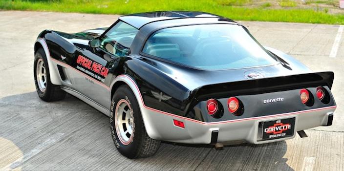 Driven Brand New 1978 Corvette James Deakin