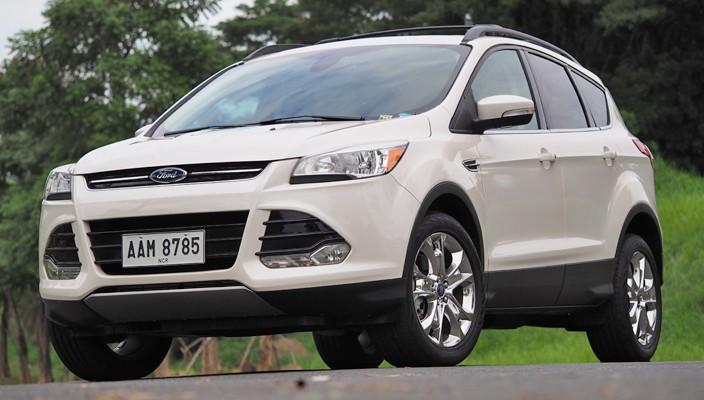 2014 ford escape 2 0 ecoboost 10 000 km report card james deakin philippine car news. Black Bedroom Furniture Sets. Home Design Ideas