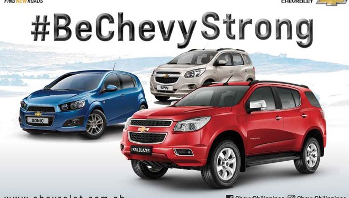 chevrolet philippines starts the year strong james. Cars Review. Best American Auto & Cars Review