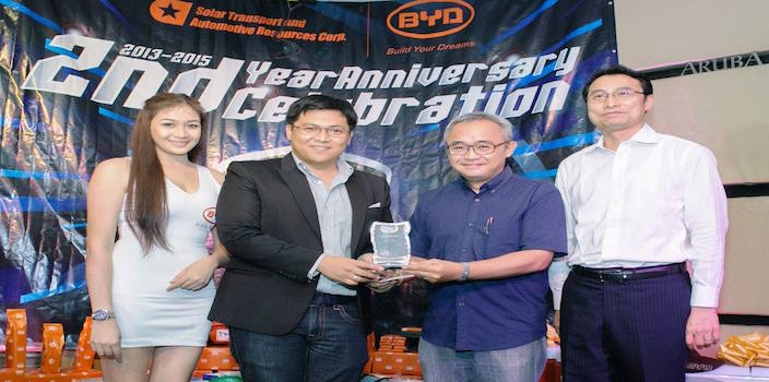 The BYD Makata Award goes to Mr. Gelzon de la Cruz for his insightful, perceptive and well thought-out write-up entitled Prime Example of Why China Carmakers are Banking on DCTs shared on his site, Real World Drive, on April 29, 2015.