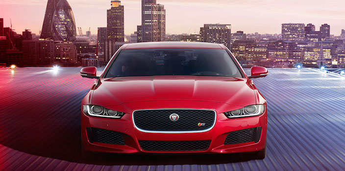 The Recently Launched Jaguar XE Is A Compact Luxury Sport Sedan Whose  Aerodynamic Silhouette Is Inspired By The Jaguar F Type. With A Streamlined  Profile ...