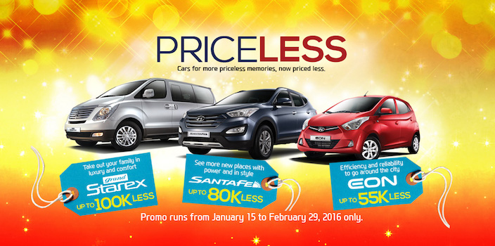 Hyundai cars philippines price list promo 2015 16