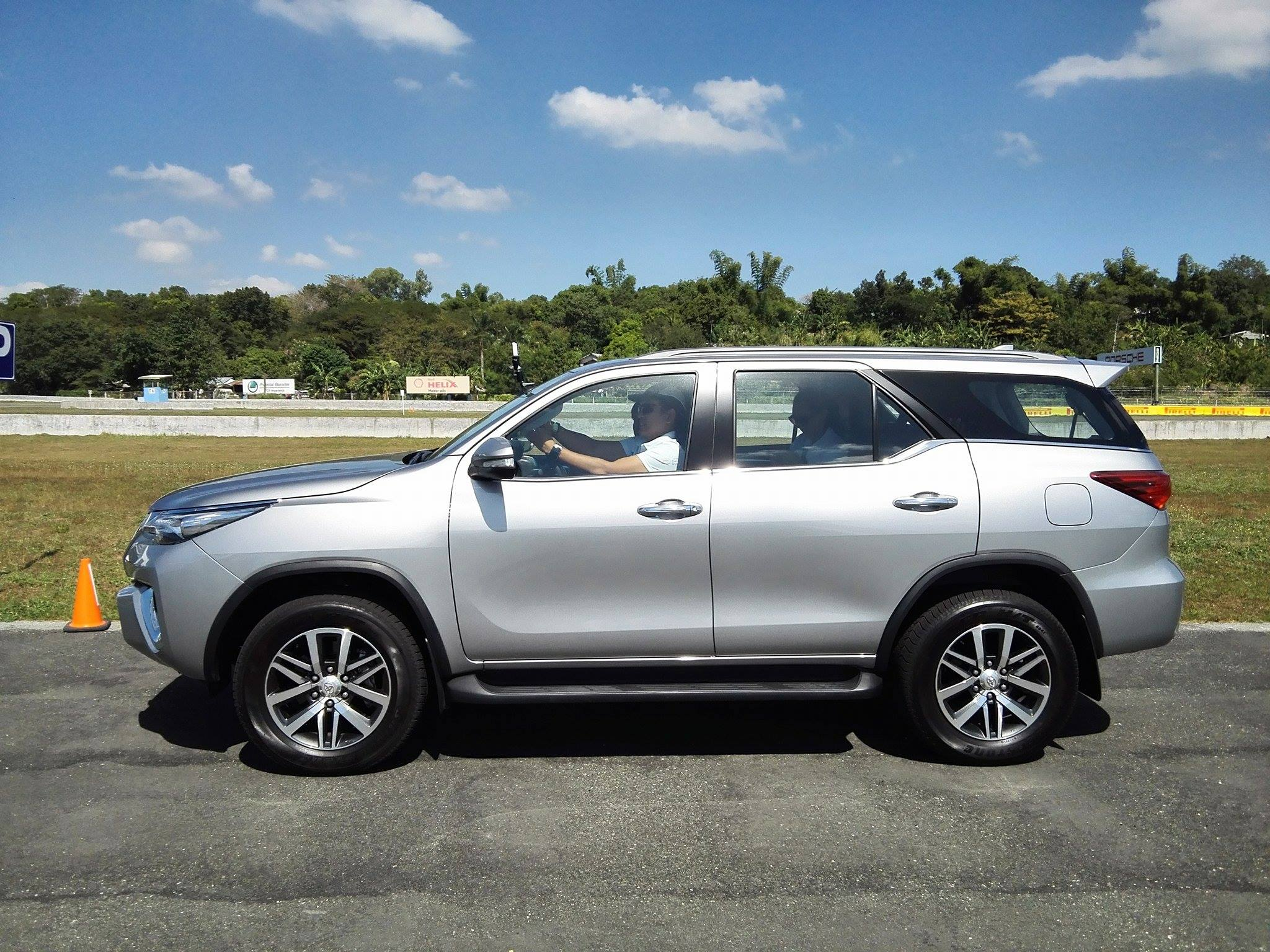 First Impressions Of The New Fortuner James Deakin