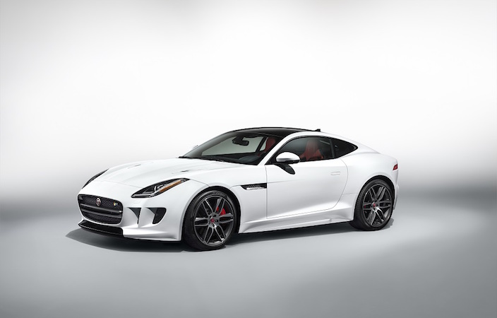 The Jaguar F TYPE Coupé Is Built On The Design Of The Stunning C X16  Concept Sports Coupé And The F TYPE Convertible Which Won The 2013 World Car  Design Of ...