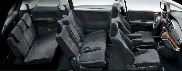 Honda Philippines now offers 8-seater New Odyssey | James Deakin