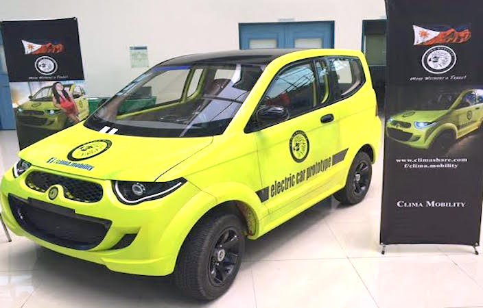 Pinoy Ofw Engineer Builds His Own Electric Car Called Genius Ev