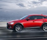 All-new Mazda CX-3 - Breaks the mold of the subcompact SUV genre to deliver elevated levels of style, class, comfort, safety and performance through emotive and functional design.
