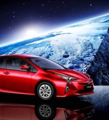 Toyota All-new Prius - Set to power the future with its new striking design, proving itself to be a hybrid drive that consumers will love with innovations that make a difference and efficiency that remains unrivalled.