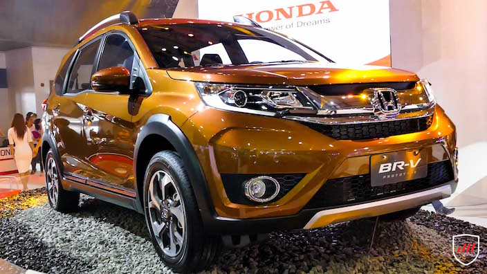 The Honda Br V And Br V Modulo Make Their Way To The Philippines