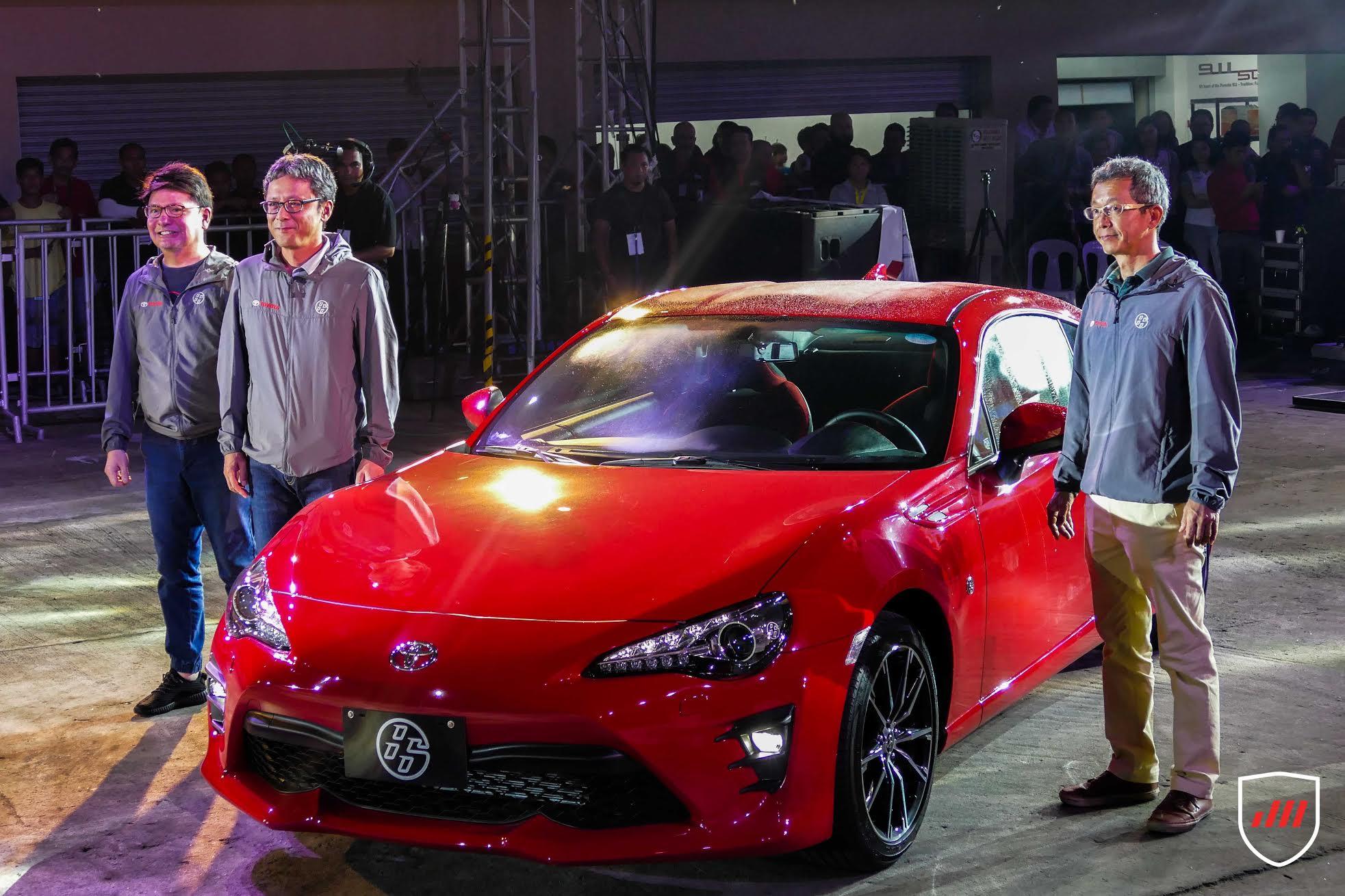 Car sticker design philippines - 2017 Toyota 86new Toyota 86new Toyota 86 Philippine Price