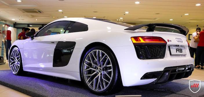 Audi R8 25
