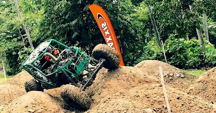Maxxis Tires Takes It to the Extreme with Maxxis NASFOR