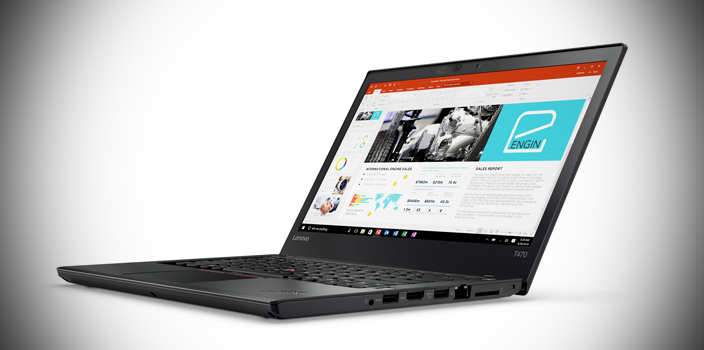 ThinkPad T470 - P62,990 (April 2017)