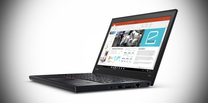 ThinkPad X270 - P89,990 (April 2017)