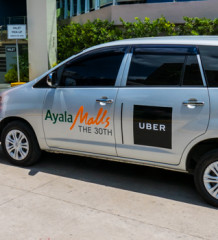 Uber Ayala Malls The 30th Launch-2