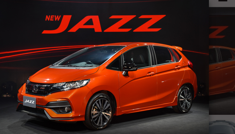 the honda jazz gets an update along with a cool rs version james deakin. Black Bedroom Furniture Sets. Home Design Ideas
